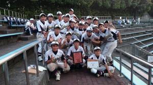 2014_第2回東北復興支援少年野球大会第3位